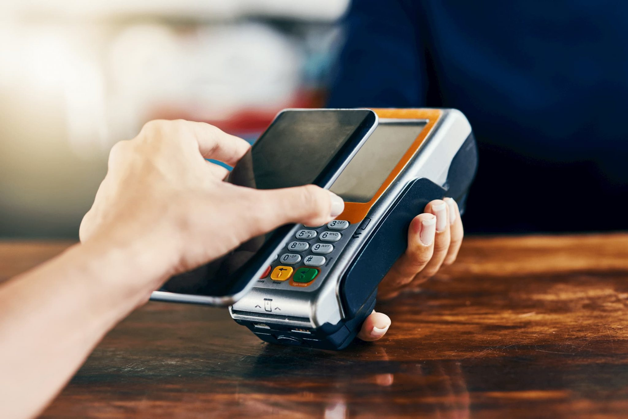 Payments—an industry undergoing radical change